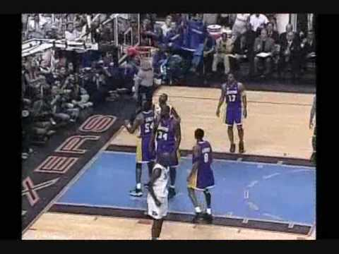 2001 NBA Finals: Lakers at Sixers, Gm 5 part 1/12