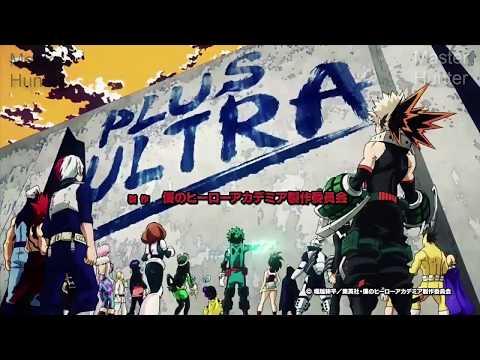 Boku no Hero Academia Season2 Opening 3