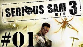КРУТОЙ СЭМ В КООПЕ ► Serious Sam 3: BFE (В ожидании Serious Sam 4) прохождение на русском - Часть 1