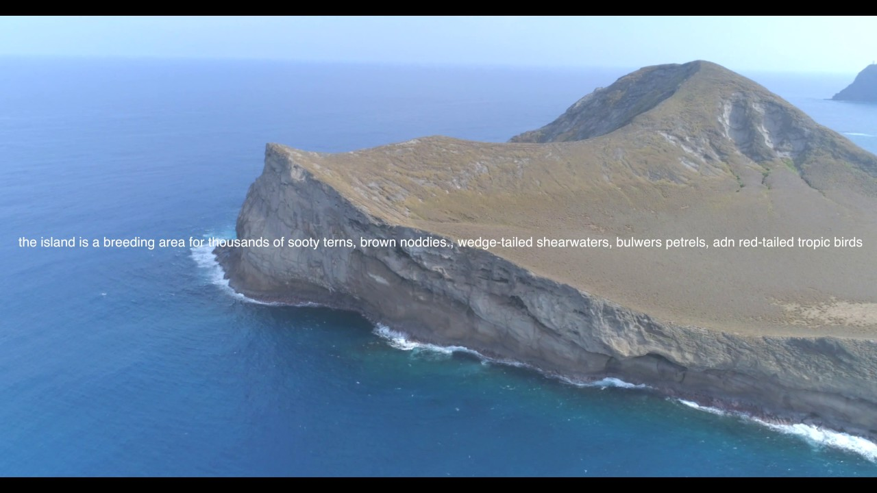 Hawaii 4k Flying Over The Island That