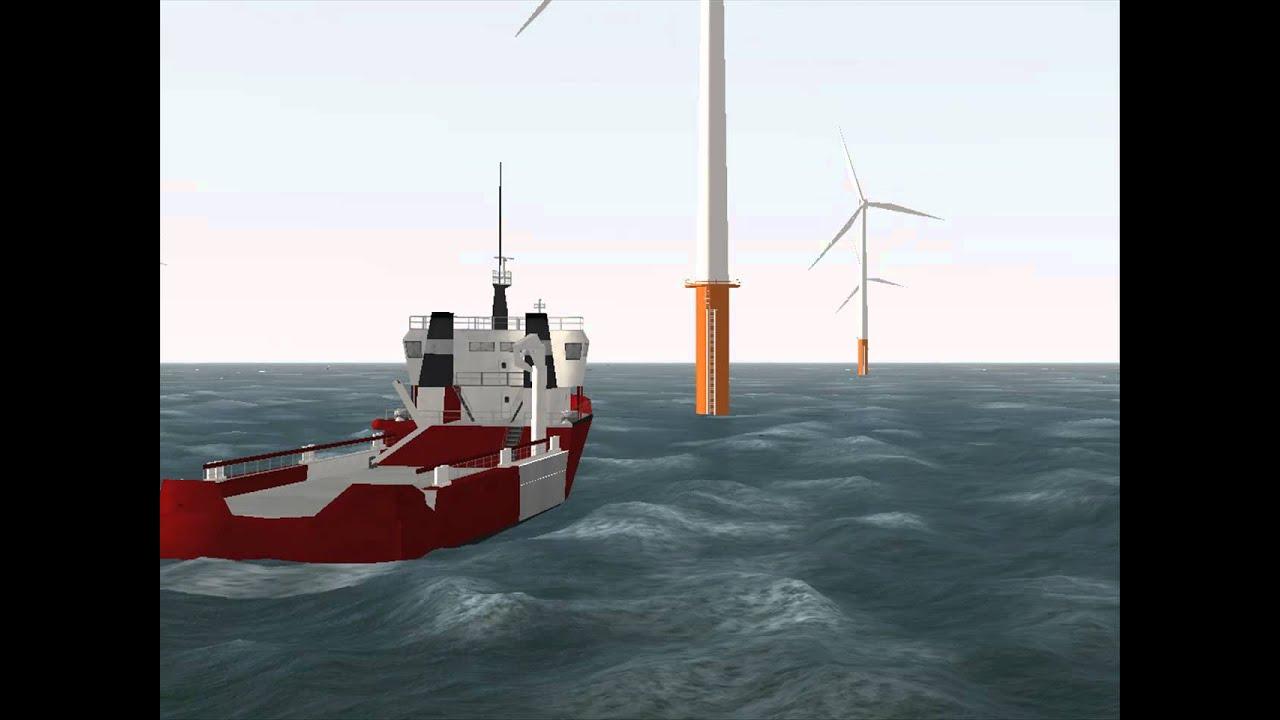 Marine Simulation, Marine Simulators, Bridge simulators, Engine room