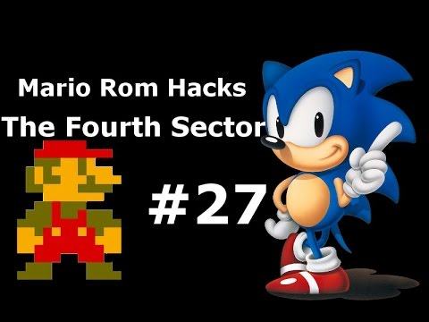 Mario Rom Hack Feature: The Fourth Sector #27