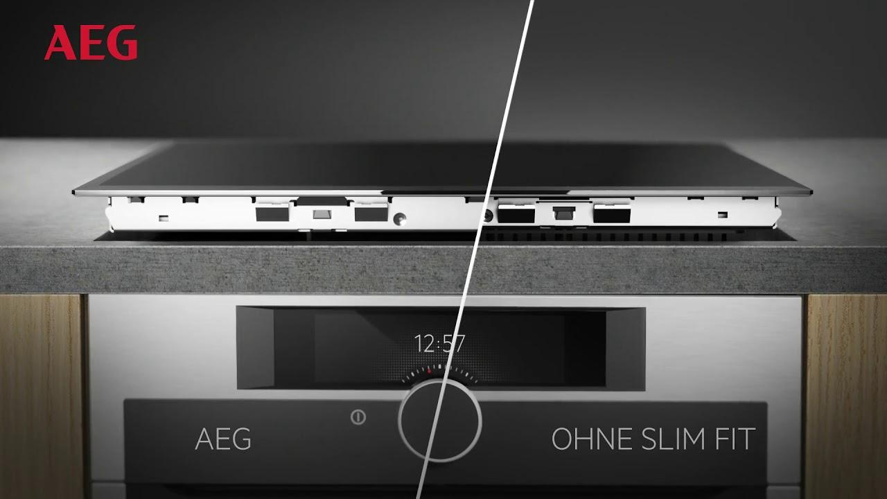 Bestechende Optik Einfacher Einbau Das Slimfit Design Der Aeg