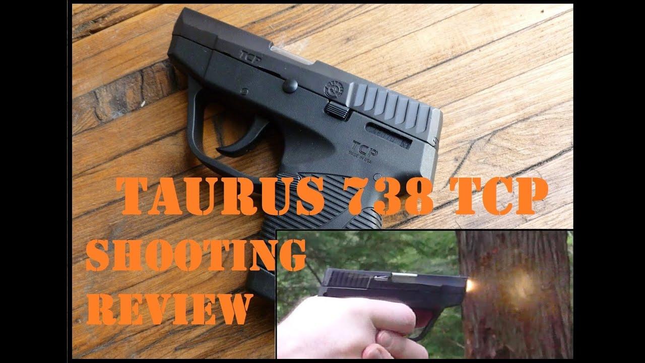 Gun Review: Taurus 738 TCP - The Truth About Guns