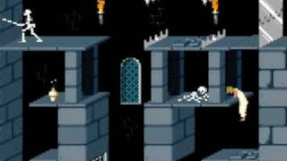 Prince of Persia Custom Level - Skeleton Tower