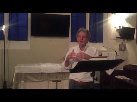 SERMON JOHN YATES Ephesians 1:3-14 5pm 14 MAY 2017
