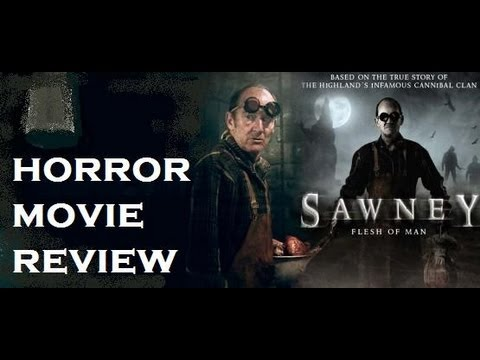 Download SAWNEY : FLESH OF MAN aka LORD OF DARKNESS ( 2012 David Hayman ) Horror Movie Review