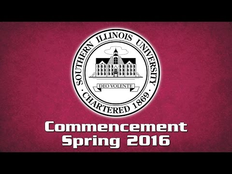 Commencement Ceremonies: Spring 2016 - 5:30 p.m.