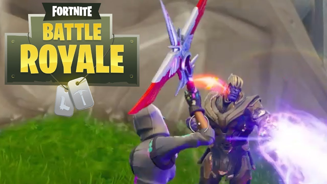 How To Play New Thanos Mode In Fortnite Fortnite Thanos Youtube Ways To Get Free V Bucks In Fortnite