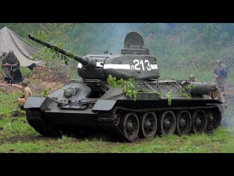 Download T-34 Russian Victory   One of the Most Successful Tanks ever Made
