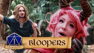 """Murderhobo"" Bloopers | 1 For All"