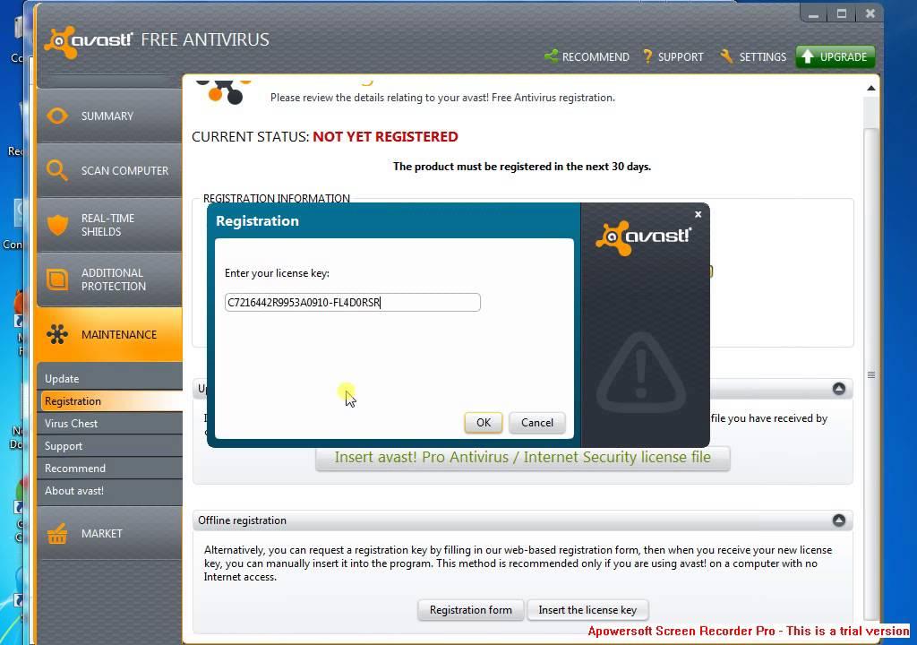 avast antivirus full with crack