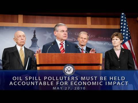 Oil Spill Polluters Must Be Held Accountable For Economic Impact