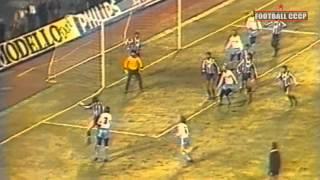 1/4 КЕЧ 1986/1987 Динамо Киев-Бешикташ 2-0