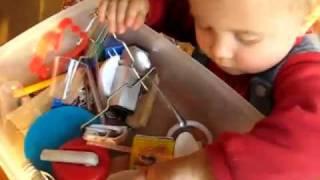 Preschool - Science. Recognizing Metal, Wood, Plastic, Paper