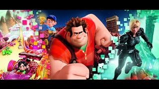 Wreck-It Ralph - Disneycember