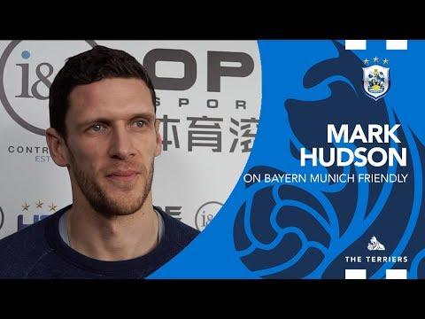 WATCH: Mark Hudson on Bayern Munich game