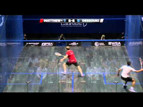Squash: May Shot Of The Month Contenders