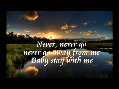 Never Go Away (with lyrics), Boyz II Men [HD]