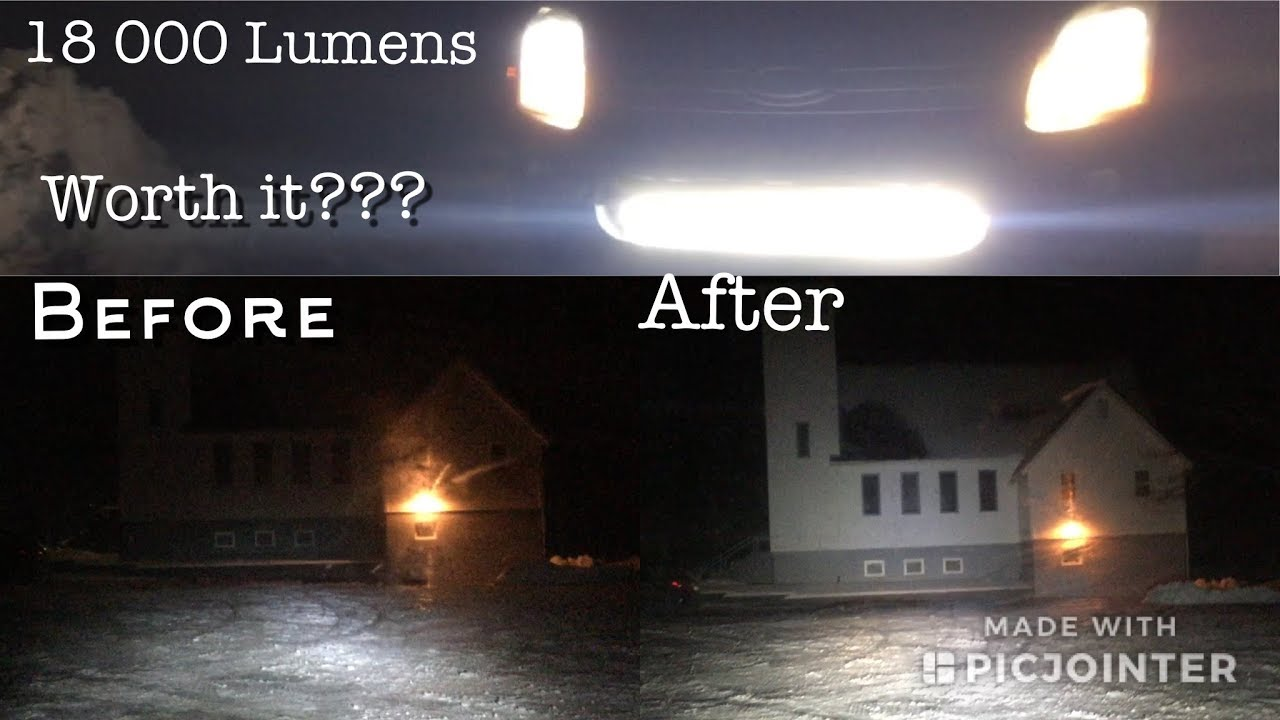 32 Inch Auxbeam Quad Beam Row Led Light Bar Review