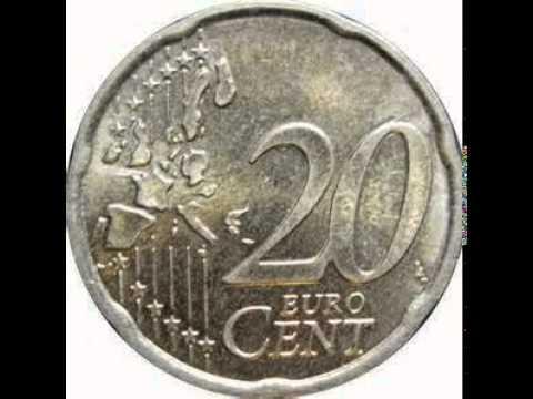 found 20 euro cent 2 youtube. Black Bedroom Furniture Sets. Home Design Ideas