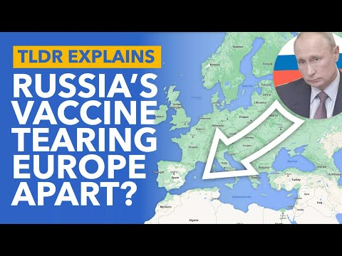 How Russia's Vaccine Tore Slovakia's Government Apart: Russia's Ulterior Motive? - TLDR News