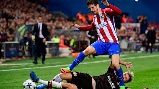 بالفيديو .. #أتلتيكو_مدريد يكمل ربع نهائي دوري الأبطال على حساب #باير_ليفركوزن