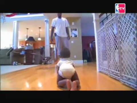 LeBron James' Family Life