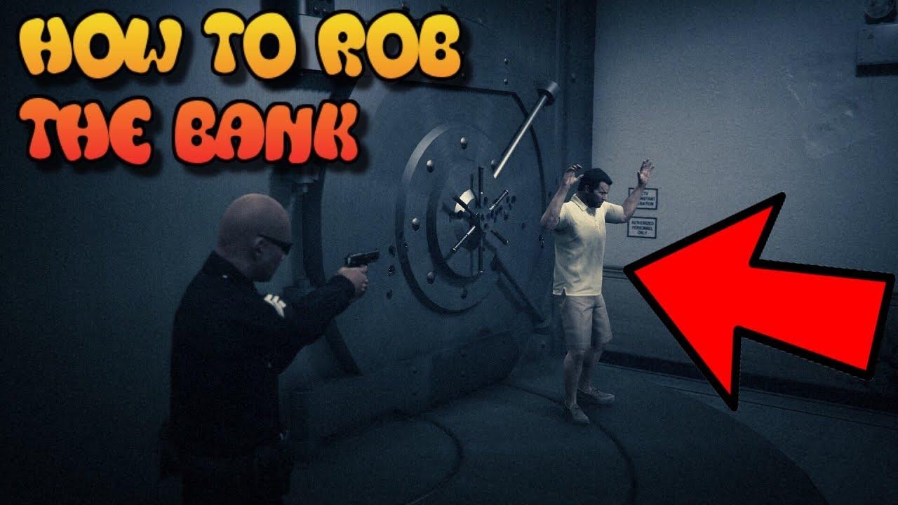 rob banks gta5