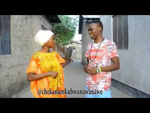 Cheka na mkubwa na wanawe