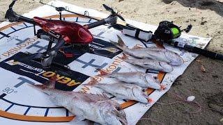 Aerokontiki Drone Fishing with Geoff Thomas