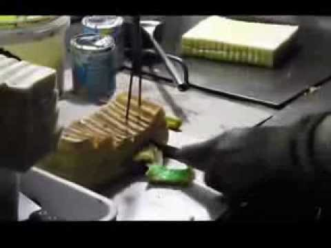 Cara membuat roti bakar enak dan...