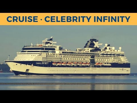 Arrival of cruise ship CELEBRITY INFINITY in Vancouver (Celebrity Cruises)