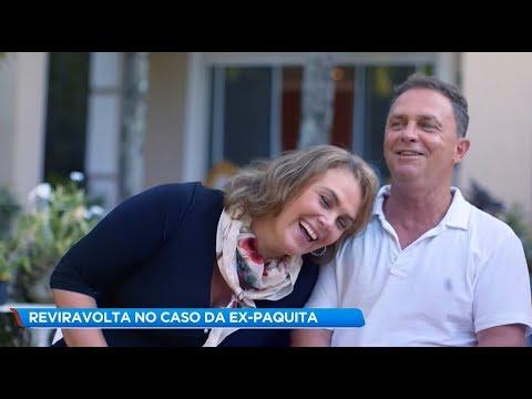 Marido de ex-paquita Ana Paula Pituxita se pronuncia após acusação