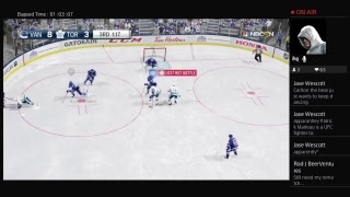 Drunken Gaming - NHL 2018 - VS Blacksunshine