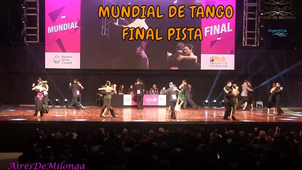Mundial de Tango 2018 - Кликнете тук, за да видите клипа в YouTube