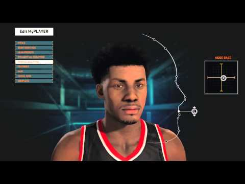NBA 2K15 How to Make: Jimmy Butler