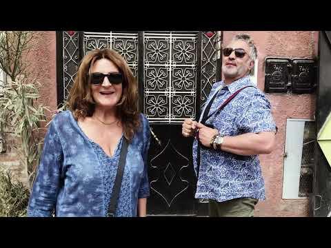 KMI Travels: Kathryn M. Ireland And Martyn Lawrence Bullard Take Morocco