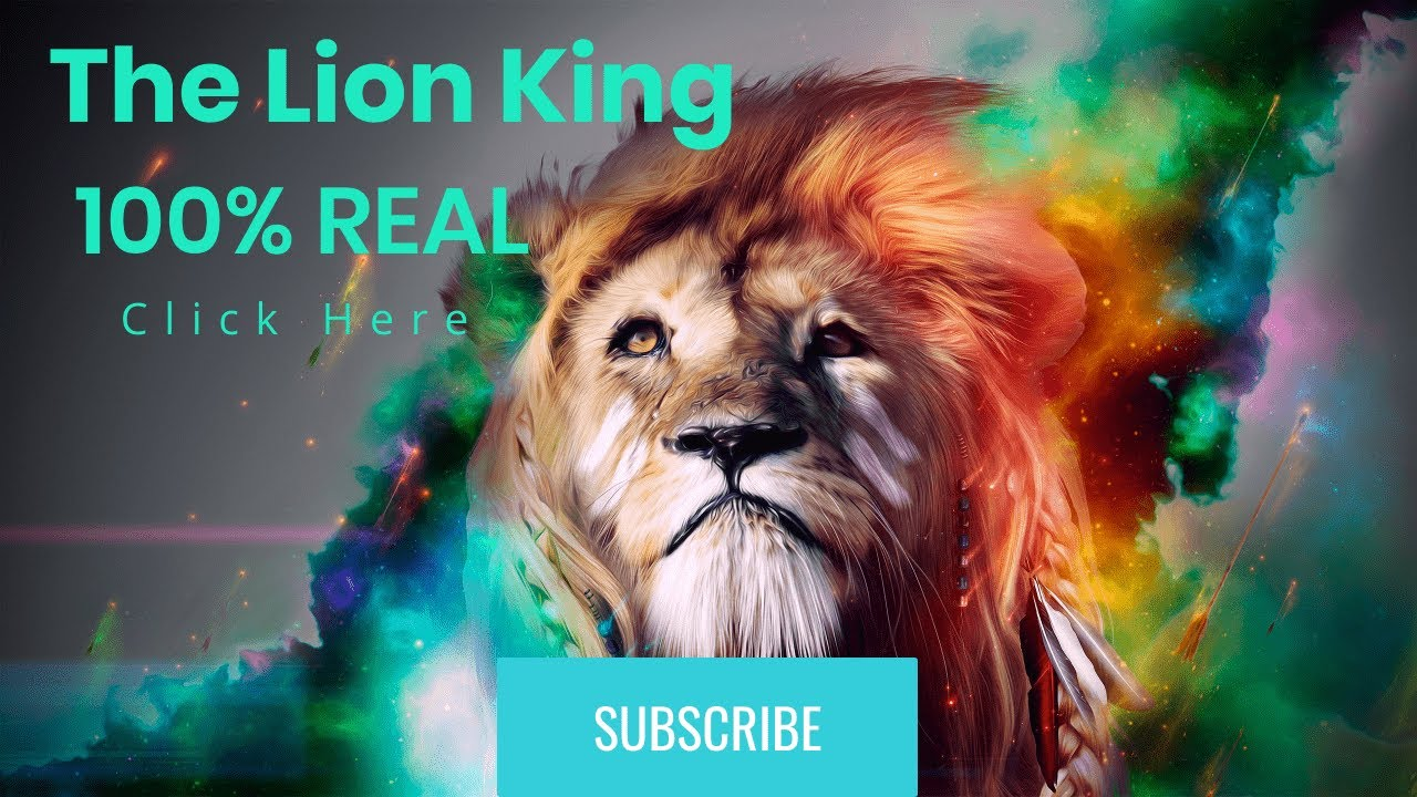 Download The Lion King   100% Real Movie   1 Hour Long   Must Watch   Amazing Sound Effects   Cinematic  