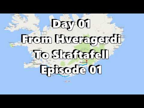 Driving The Hringvegur On Iceland Day 01 Episode 01