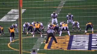 N.C. Wesleyan leaping catch to set up game-winning TD