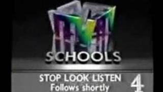 ITV Schools on 4 junction - Stop Look Listen