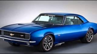 Chevrolet Camaro 67 Hot Wheels Concept 2012 Videos