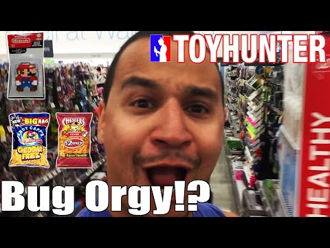 Toy Hunting: Bug Attack! Wait, this still about Toys?