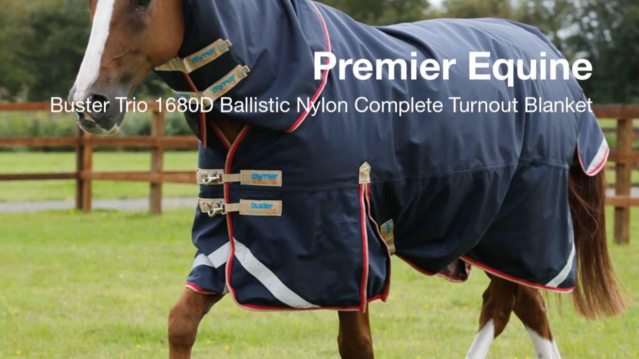 Winter Horse Turnout Blanket Premier Equine
