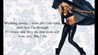 Ciara - I Bet (Ft. Joe Jonas) - Lyrics