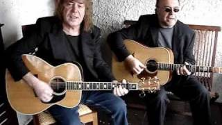 Alan Silson and Phil Shackleton unplugged