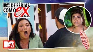 As maiores TRETAS do Ep. 8   MTV De Férias com o Ex Brasil