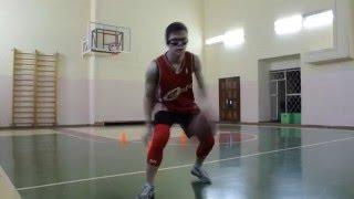 [Баскетбол]-Пространство для броска!