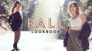 Casual Fall Lookbook | Eggie Drop II